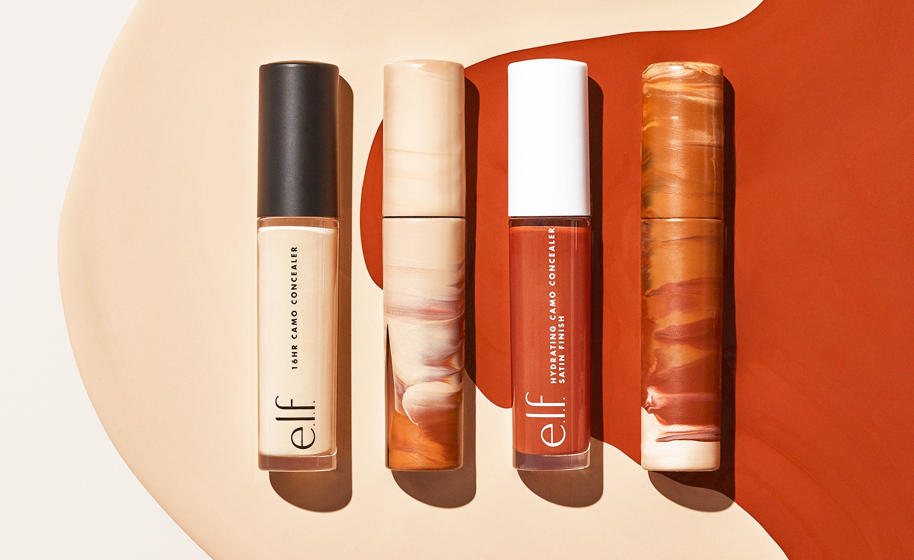 New Work by David Prince for Elf Cosmetics